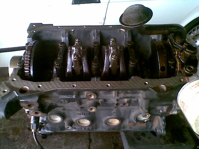 Rebuild Engine