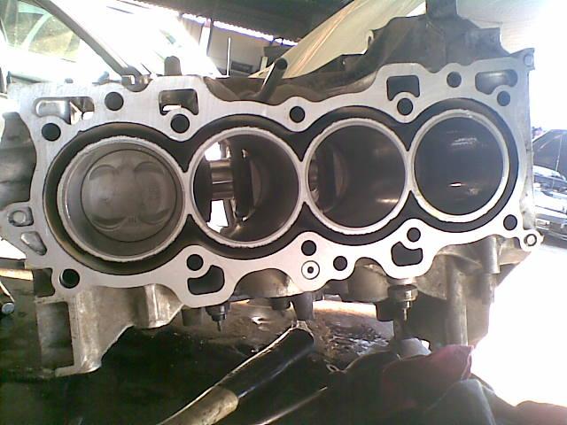 car engine overhaul