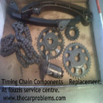 How To Replace Timing Chain For Toyota Corolla 4zz Engine